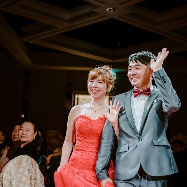 婚禮 Mika & Stanley 台中梧棲 成都愛樂