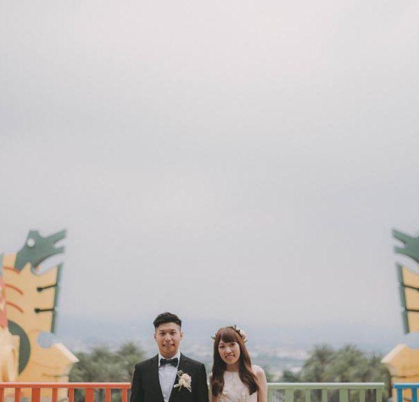 婚禮 唯萁 & 永章 台中后里 福容飯店麗寶樂園
