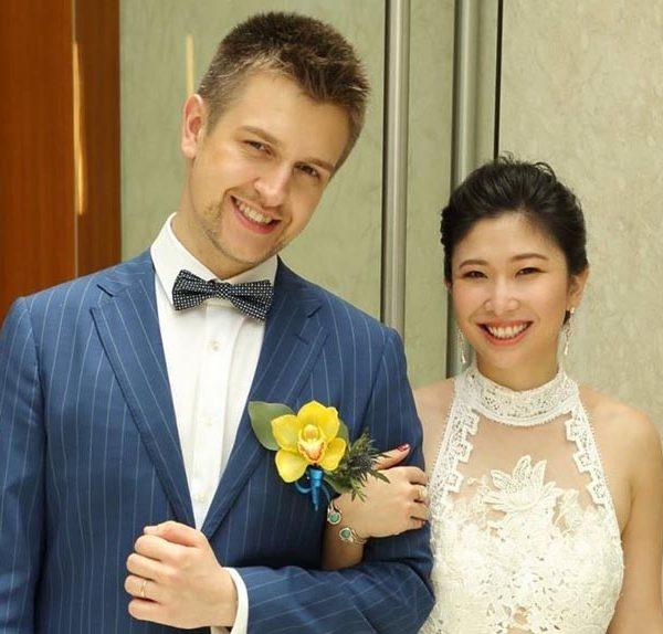 婚禮 Anita & Marcin 南投日月潭 涵碧樓