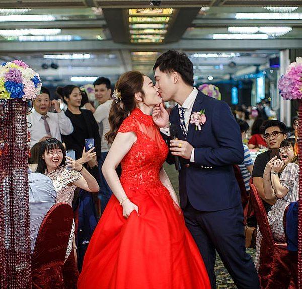 婚禮 宜儒 & 翰銓 台中 新天地東區店